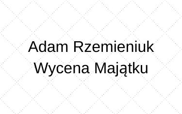Adam Rzemieniuk